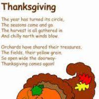 Thanksgiving Poems Friends English Thanksgiving Poem Bootsforcheaper Com