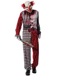 collection scary clown costumes for halloween pictures clown
