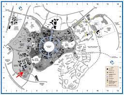 Uc Berkeley Campus Map University Of California Irvine Uci Campus