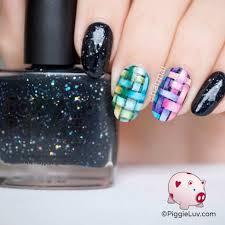 nail art pattern nail art easy patterns string patternsnail cross