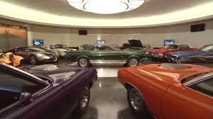 the car collector u0027s ultimate garage video personal finance
