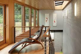 mid century modern omaha magazine windows to the backyard line