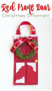 front door ornament atta says