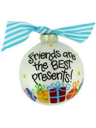 4 5 friends are the best presents ornament spocc friends