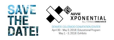 auvsi xponential 2017 exhibitors