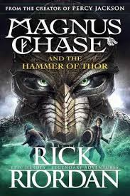 magnus chase and the hammer of thor by rick riordan 9780141342566