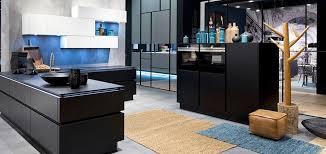 schwarze küchen die edle alternative möbel kraft