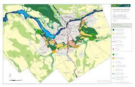 Greenbelt Austin Map by Greenbelt Development The Debate Begins Page 6