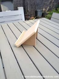 porte livre cuisine support livre cuisine bois bois woodworking cell