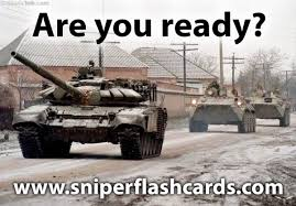 sniper flash cards civilian sniper instruction with mil dot scope