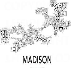 map of oregon wi neighborhood map map wi mappery