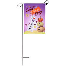 Fall Garden Flag Shop Gemmy 1 4 Ft W X 3 Ft H Fall Garden Flag At Lowes Com