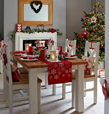 decorating ideas for dining room 25 stunning christmas dining room decoration ideas