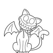 black bats coloring pages 14 printables to color online for