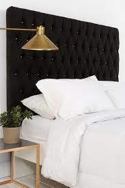 White Bedrooms Pinterest by Best 25 Black Headboard Ideas On Pinterest Gallery Wall Shelves