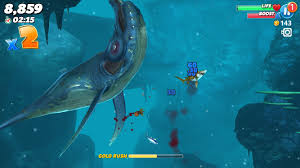 Hungry Shark Map Hungry Shark World Review Sink Your Teeth In Gamezebo