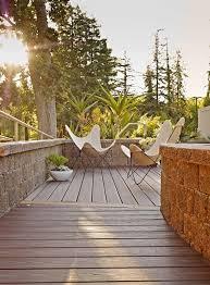 balkon und terrasse balkon terrasse wpc diele transcend trex bild 12