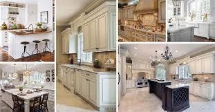 best antique white for kitchen cabinets 32 best antique white kitchen cabinets for 2021 decor home