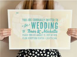 Travel Themed Wedding Map Inspired Weddings Travel Themed Wedding Invitations And Paper