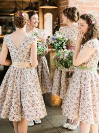 rustic bridesmaid dresses 2017 wedding ideas magazine new