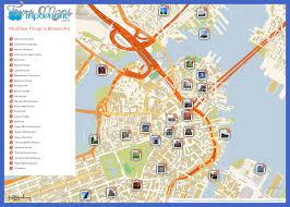 Massachusetts travel click images Massachusetts map tourist attractions map travel holiday jpg
