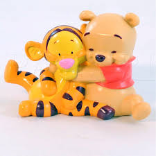 winnie the pooh cake topper winnie tigger cake topper zoom baby the pooh toppers animal