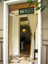 Hallway Door Curtains Options For Closing Bedroom Hallway In A Ranch Pocket Door