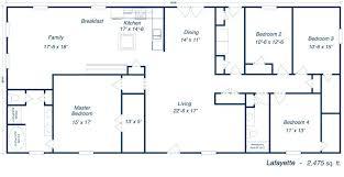 steel home plans metal 40x60 homes floor plans our steel home floor plans click
