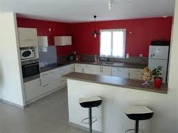 peinture cuisine tendance peinture de cuisine tendance dans une cuisine design industrielle ou