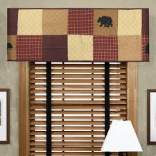 logan bear quilted bedding collection