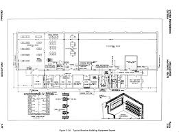 Building Plans Navy Commsta Building Plans And Equipment Layout