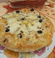 cuisiner de la morue pizza gardoise à la brandade de morue de marido les meilleures
