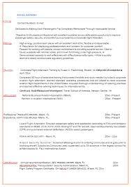 Sample Resume For Flight Attendant by Update 8259 Flight Attendant Cover Letter Samples 36 Documents