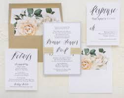 modern wedding invitation modern wedding invitations by beaconlane on etsy