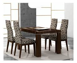 Dining Room Furniture Nyc Irene Dining Room Set Lacquered Dining Table 4 Chairs And Bu