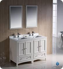 Bathroom Vanities In Atlanta Bathroom The 48 Oxford Double Sink Vanity Espresso Bathgems In
