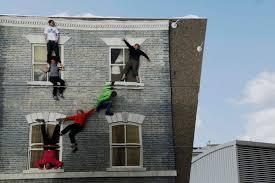 on the ledge of london u0027s new u201cdalston house u201d art installation