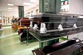 black casket black casket stock image image of display buying 21761043