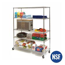 Metal Wire Shelving by Ultradurable Steel Wire Shelving Sevilleclassics Com