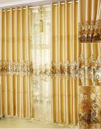 embossed floral gorgeous luxury shabby chic curtains