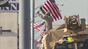 Why Are Flags At Half Mast Today In California American Flag Abc30 Com