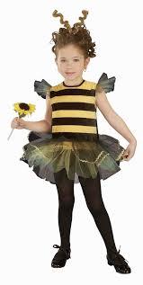 Bee Halloween Costume Kids Girls Buzzy Bee Toddler Costume 24 99 Costume Land