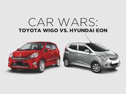 toyota philippines innova 2017 car wars toyota wigo vs hyundai eon toyota motors philippines
