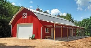 Metal Pole Barns Barn Buildings Building A Horse Barn Barns And Buildings Quality