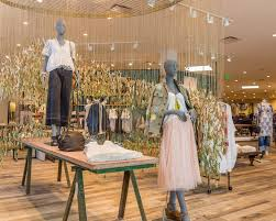 anthropologie u0027s upgraded newport beach store offers major home