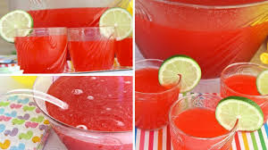 simple party fruit punch recipe quick u0026 easy youtube