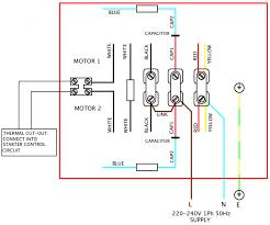 wiring diagram for single phase 1ph motor u2013 readingrat net