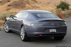 4 door aston martin aston martin to cut productions of rapide
