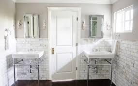 Subway Tile Bathroom Ideas BuddyberriesCom - Modern subway tile bathroom designs