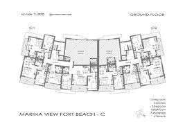 fort noks grand resort u2013 marina panorama u2013 floor plans